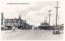 Business Section, Palmyra, N.J.
