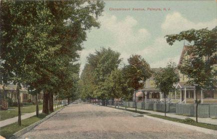 Cinnaminson Avenue, Palmyra, N.J.