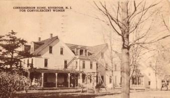 Cinnaminson Home for Convalescent Women, Riverton, NJ