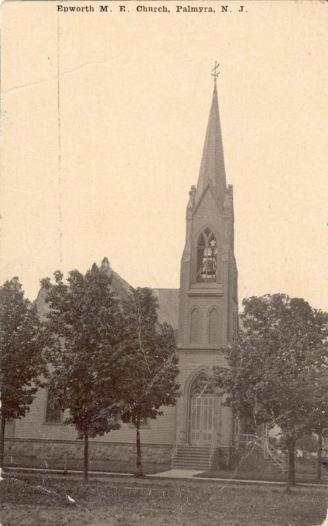 Epworth M.E. Church, Palmyra, N.J.