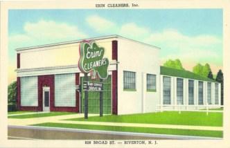 Erin Cleaners, 608 Broad St., Riverton, NJ