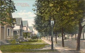 Horace Avenue from 4th Street, Palmyra, N.J.