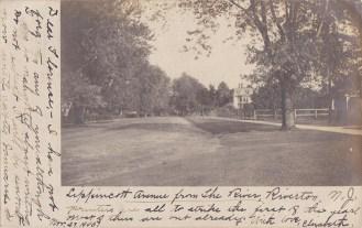 Lippincot Ave 1905