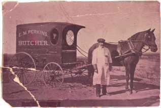 Perkins Butcher Wagon photo