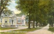 Post Office, Bank, and Main Street, Riverton, NJ, c1910