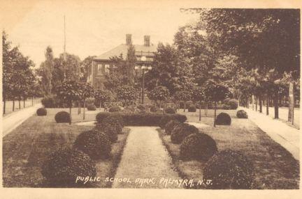 Public School Park, Palmyra, N.J.