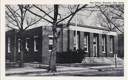 Post Office, Riverton, NJ