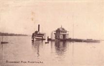 Steamboat Pier, Riverton, NJ