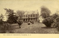 Wm. Morgan's Residence, Palmyra, NJ