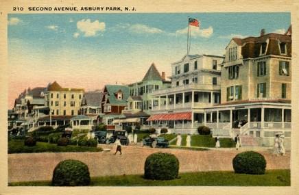 Second Avenue, Asbury Park, NJ