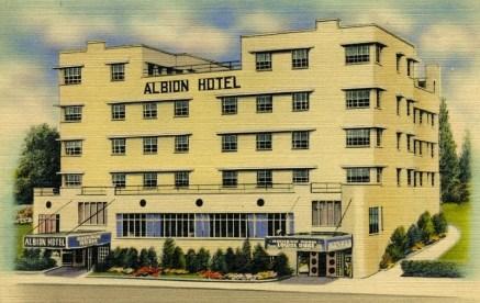 Albion Hotel, Asbury Park, NJ