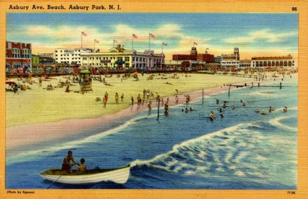 Asbury Ave. Beach, Asbury Park, NJ