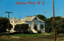 Asbury Park Public Library, Asbury Park, NJ