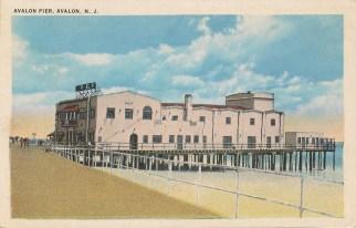 Avalon Pier, Avalon, NJ