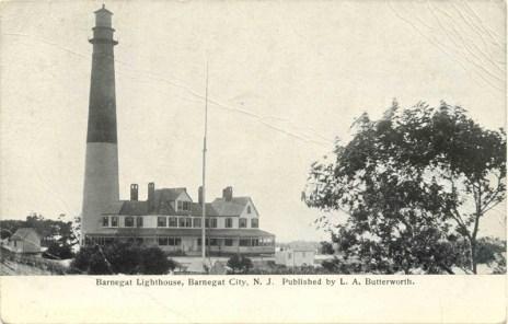 Barnegat Lighthouse, Barnegat City, NJ