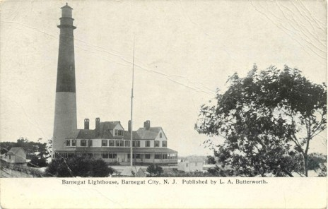 Barnegat Lighthouse, Barnegat City, NJ