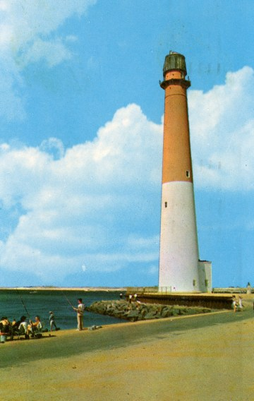 Barnegat Lighthouse, NJ 1963