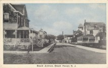Beach Avenue, Beach Haven, NJ