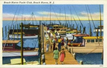 Beach Haven Yacht Club, Beach Haven, NJ