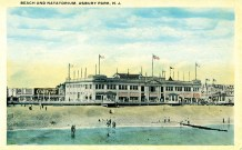 Beach and Natatorium, Asbury Park, NJ