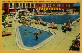 Berkeley Carteret Hotel Swimming Pool, Asbury Park, NJ