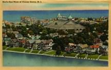 Bird's-Eye View of Ocean Grove, NJ