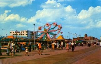 Boardwalk Kiddie Rides, Asbury Park, NJ