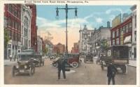 Broad Street from Race Street, Philadelphia, PA