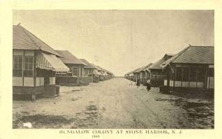 Bungalow Colony at Stone Harbor, NJ