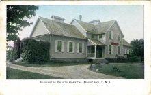 Burlington County Hospital, Mt. Holly, NJ