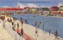Casino Swimming Pool, Seaside Heights, NJ 1958