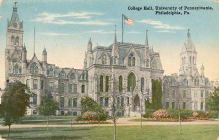 College Hall, University of Pennsylvania, Philadelphia, PA