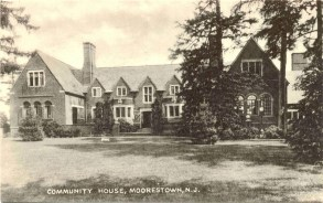 Community House, Moorestown, NJ