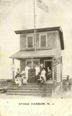 Dave's Quick Lunch 1915, Stone Harbor, NJ