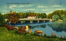 Deal Lake and Bridge, Asbury Park, NJ
