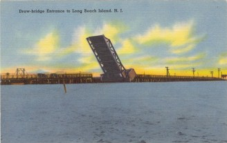 Draw-bridge Entrance to Long Beach Island, NJ