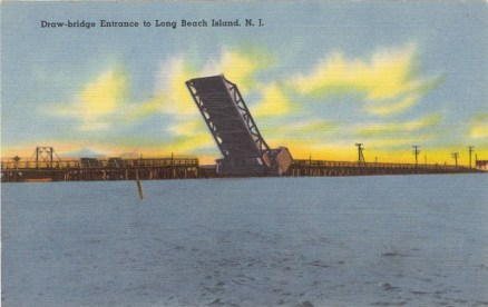 Draw-bridge Entrance to Long Beach Island, NJ