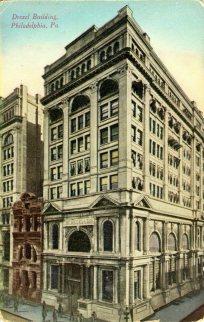 Drexel Building, Philadelphia, PA 1911