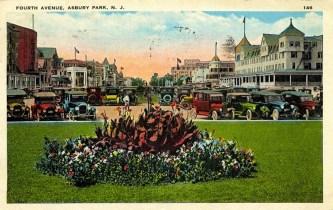 Fourth Avenue, Asbury Park, NJ