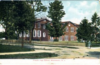 Friends High School, Moorestown, NJ 1908
