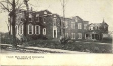Friends' High School and Kindergarten, Moorestown, NJ