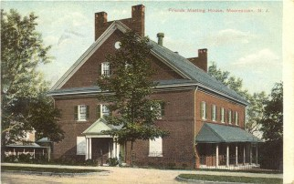 Friends Meeting House, Moorestown, NJ