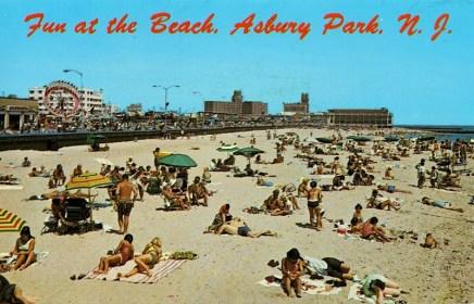 Fun at the Beach, Asbury Park, NJ