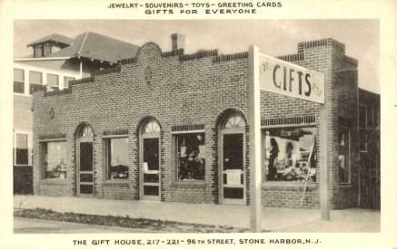 Gift House, 96th Street, Stone Harbor, NJ