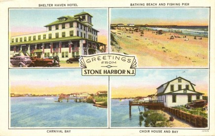 Greetings From Stone Harbor, NJ