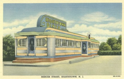 Hightstown Diner, Mercer Street, Hightstown, NJ