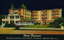 Hotel Fenimore, 2nd Ave., Asbury Park, NJ