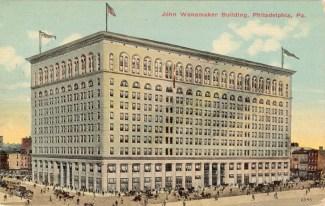 John Wanamaker Building, Philadelphia, PA