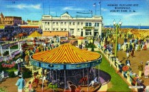 Kiddies' Playland and Boardwalk, Asbury Park, NJ