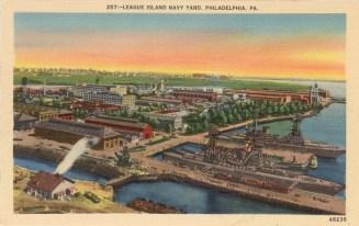 League Island Navy Yard, Philadelphia, PA
